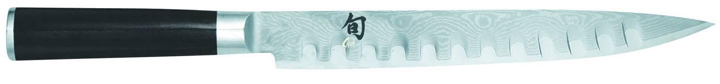 Nůž plátkovací SHUN protlačovaný 22,5cm - KAI