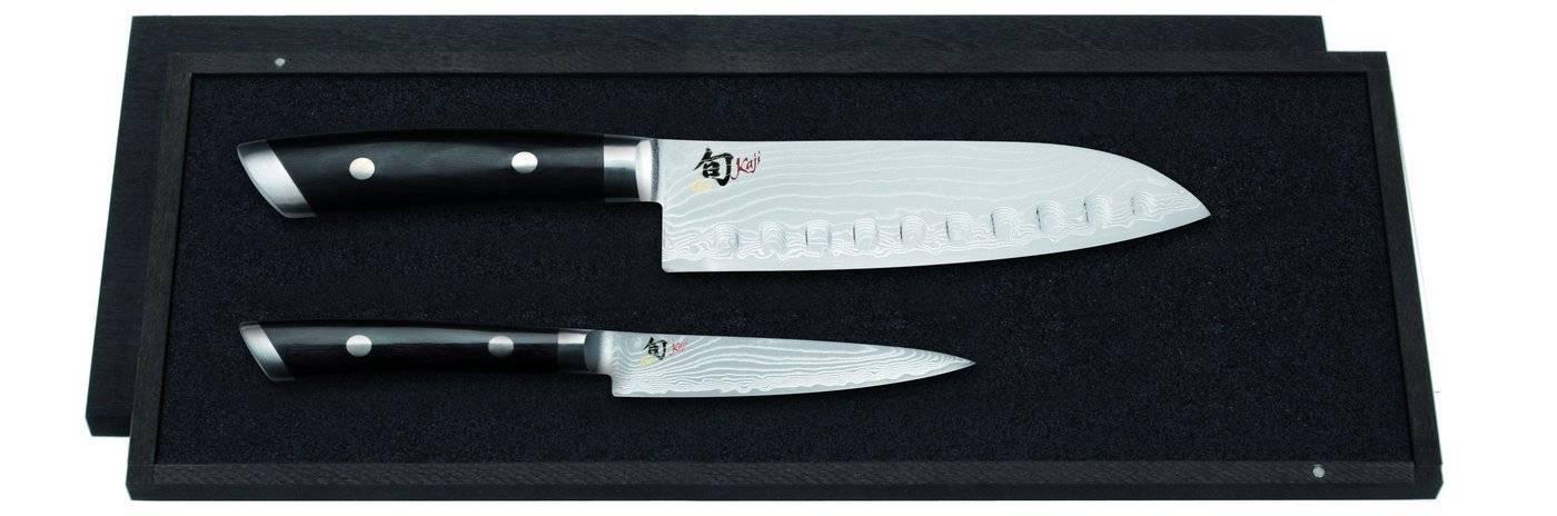 Sada kuchyňských nožů SHUN Kaji set – 2ks - KAI