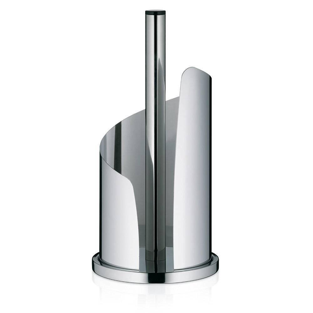 Stojan na papírové utěrky SHINY 32cm, kovový - Kela