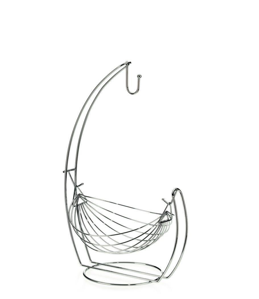 Drátěný košík na ovoce se zavěšením na banány - Kela
