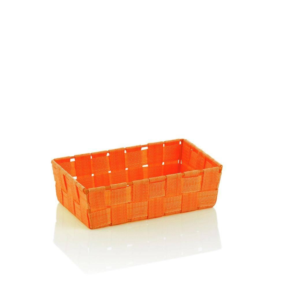 Koš ALVARO oranžová 23x15x6cm KL-23056 - Kela