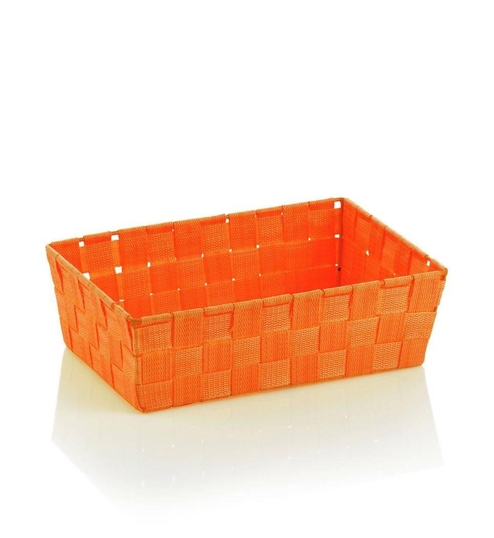 Koš ALVARO oranžová 29,5x20,5x8,5cm KL-23057 - Kela