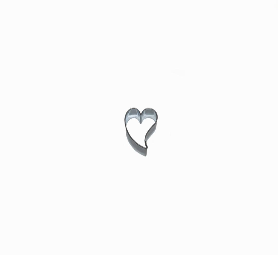 Vykrajovátko - srdce nepravidelné - Smolík