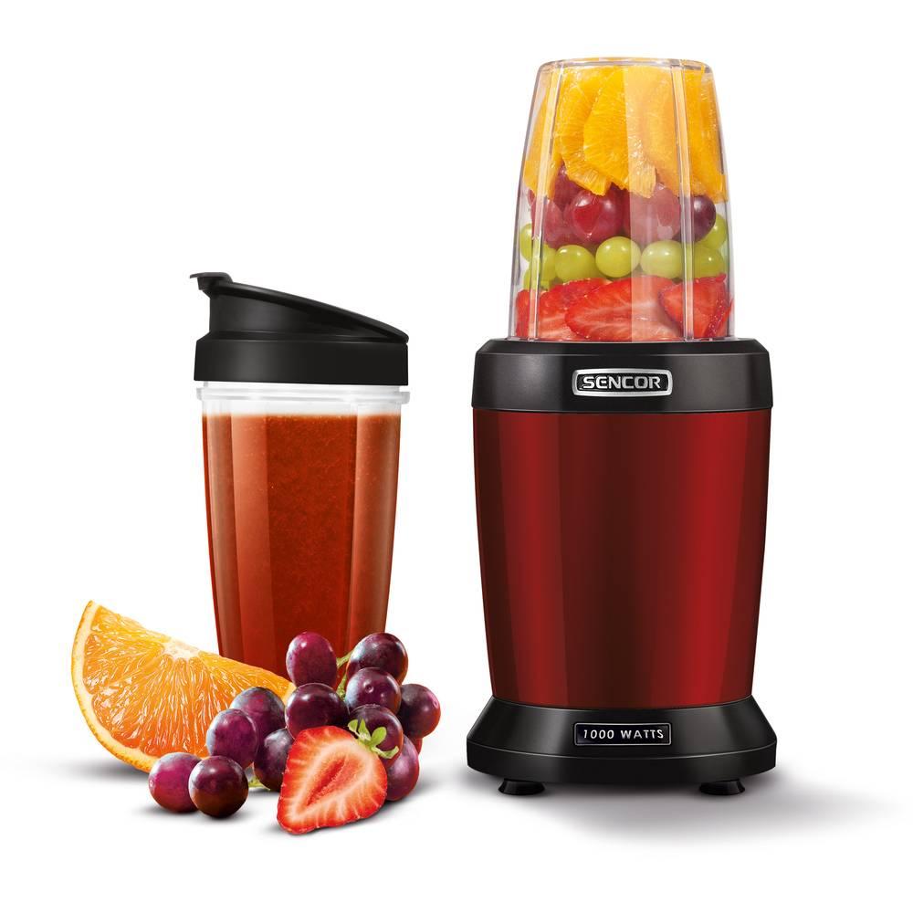 Smoothie mixér na ovoce SNB 4301RD - Sencor
