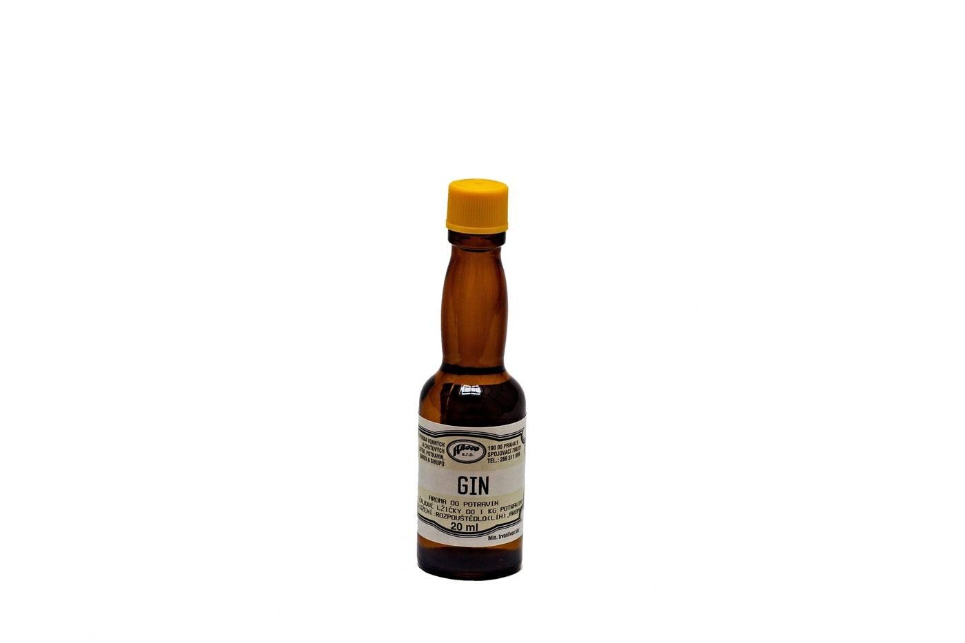 Aroma do potravin 20ml - Gin - AROCO