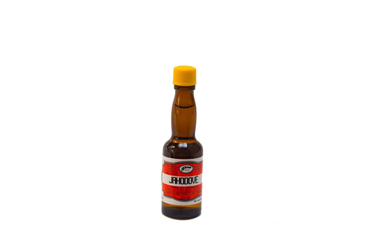 Aroma do potravin Jahodové - 20ml - AROCO