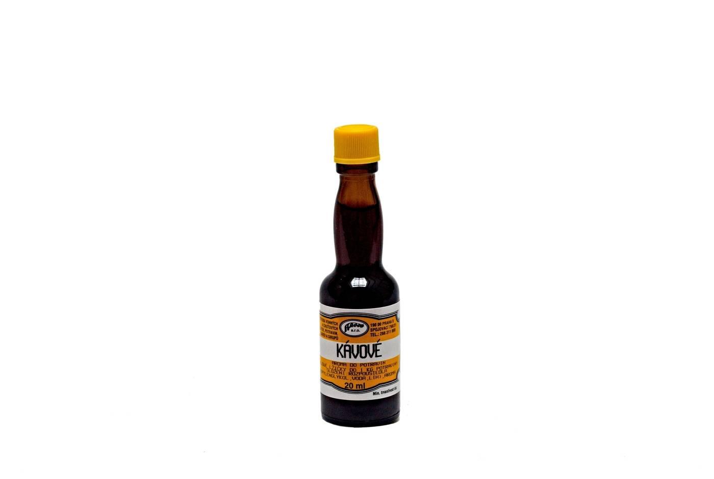Aroma do potravin 20ml - Kávové - AROCO