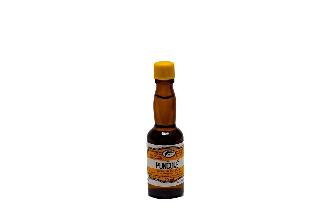 Potravinářské aroma - punč anglický 20ml - AROCO