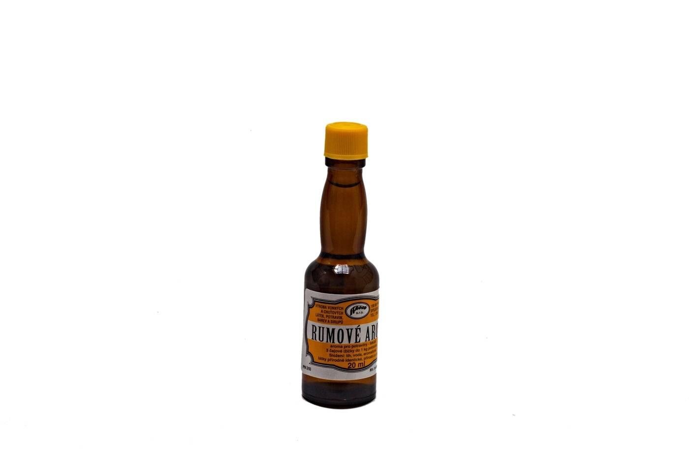 Aroma do potravin 20ml -Rumové - AROCO