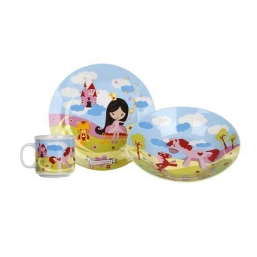 Dětská jídelní souprava - Little Princes - BANQUET