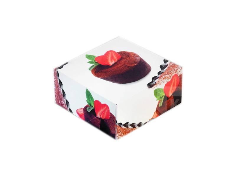 Dortová krabice Nice 16x8 - KartonMat