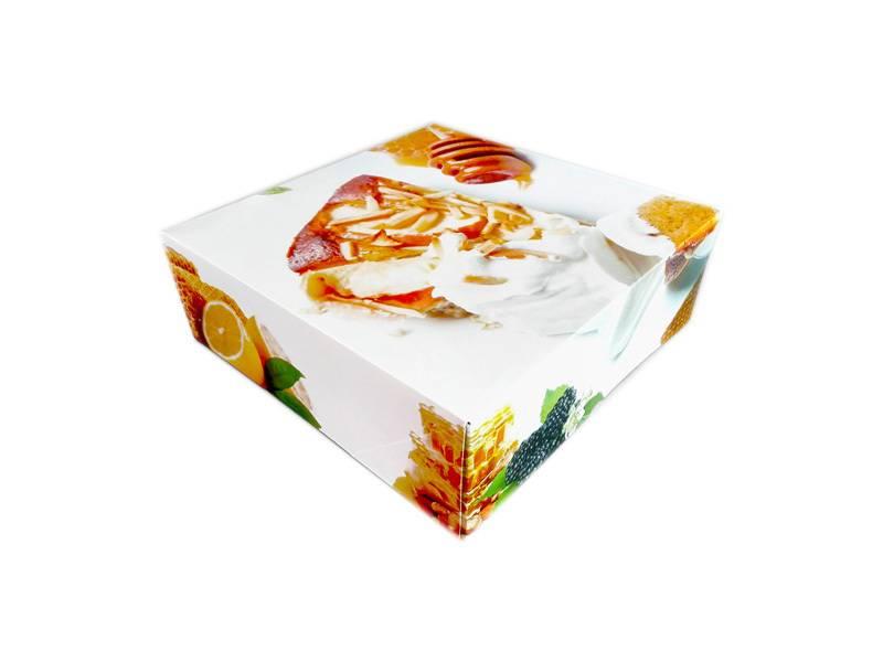 Dortová krabice Parma 29x10 - KartonMat
