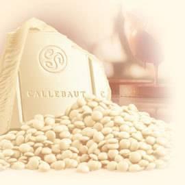Čokoláda Velvet 250g - bílá - Callebaut