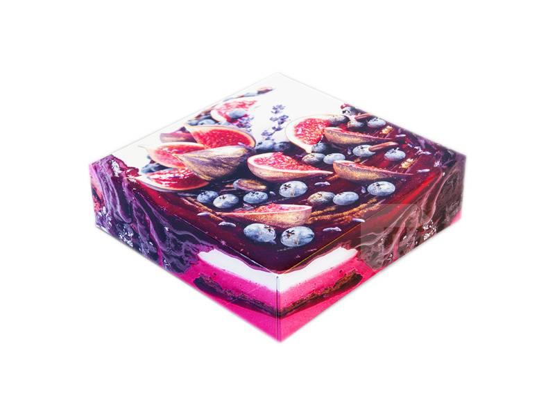 Dortová krabice Venezia 28x8 - KartonMat