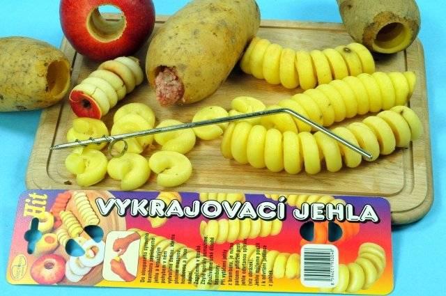 Spirálový kráječ brambor - Reproplast