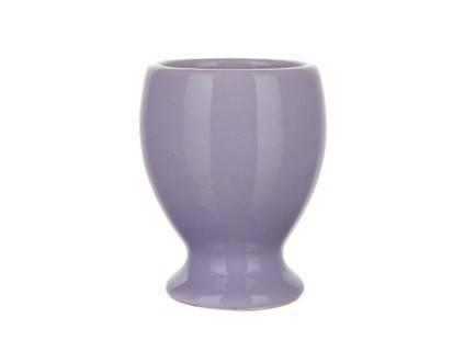 Kalíšek na vajíčka keramický, lila - BANQUET