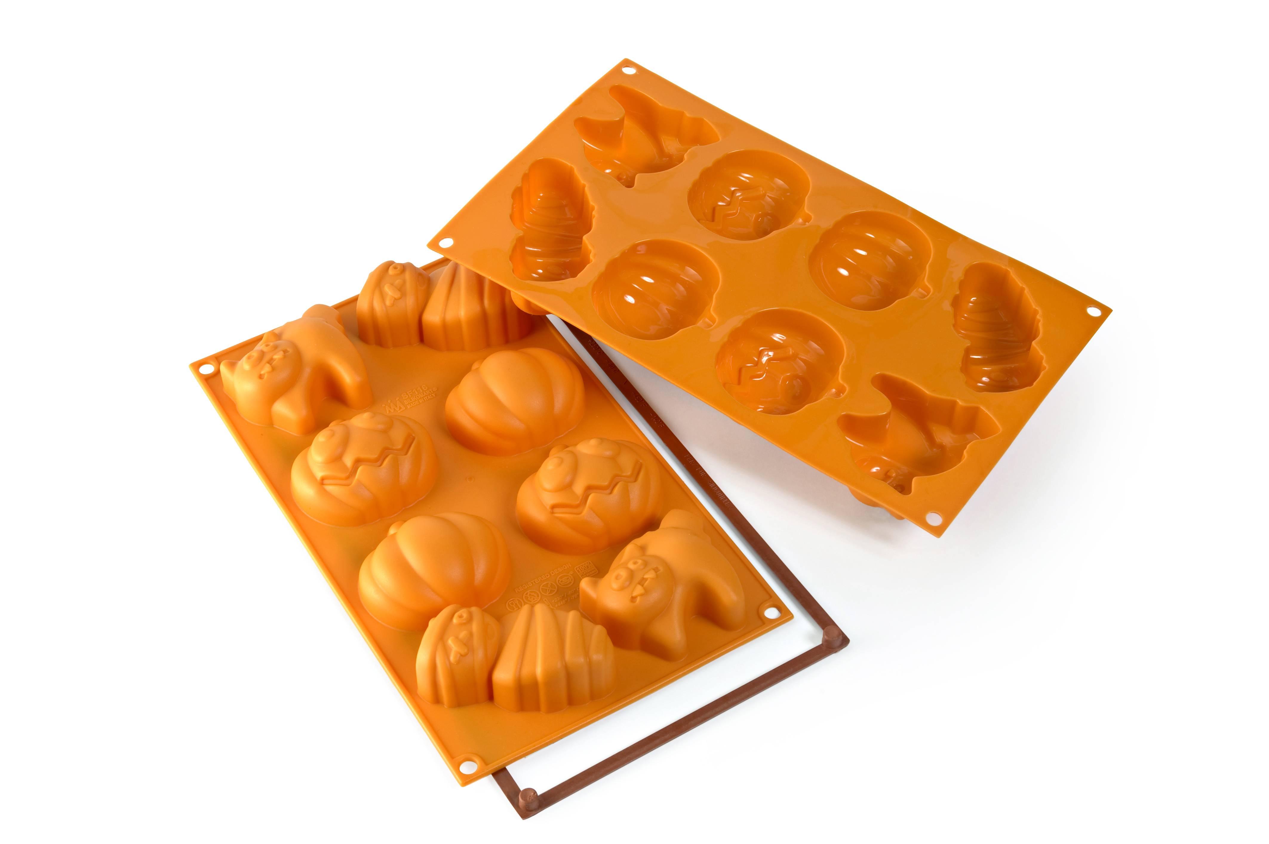 Silikonová forma na pečení – Halloween - Silikomart