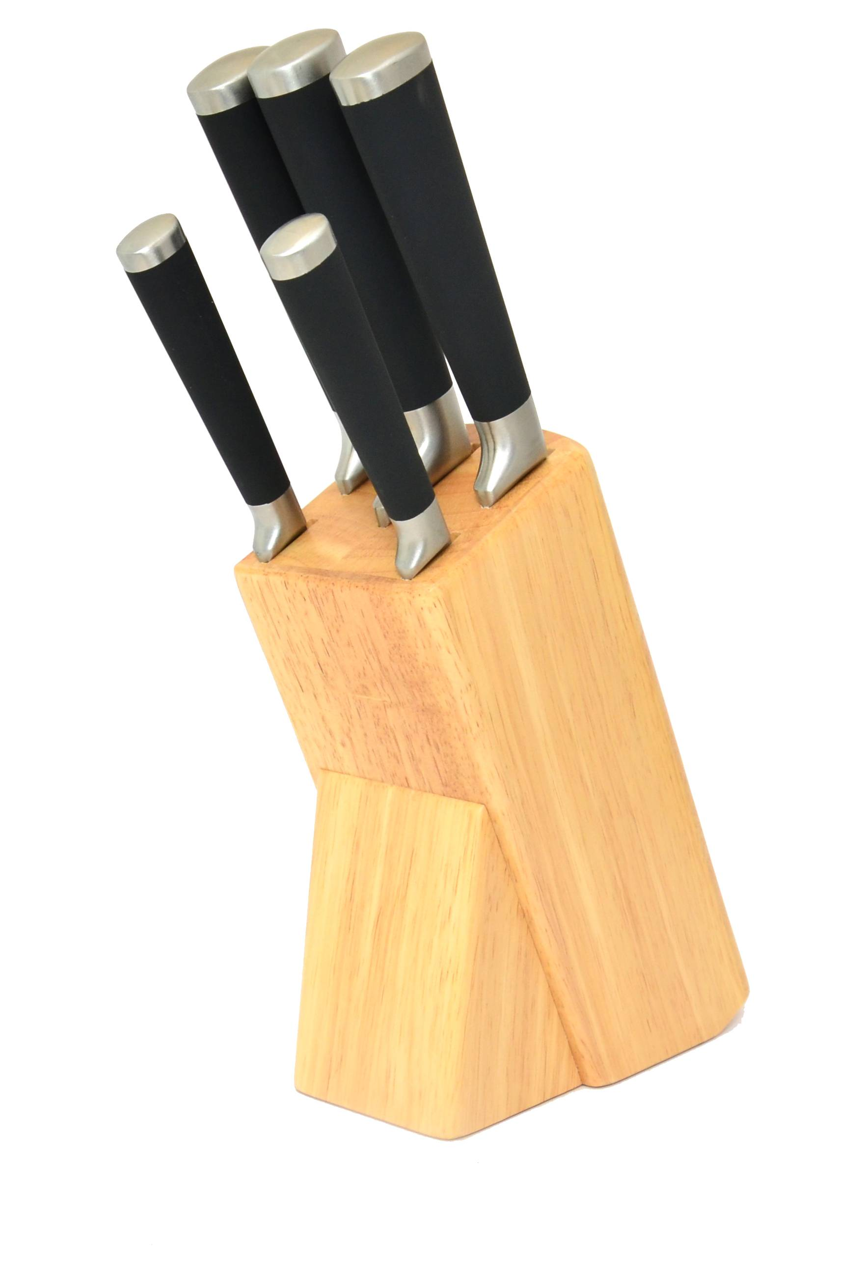 Blok s noži 6-dílný, vějíř - Fissler