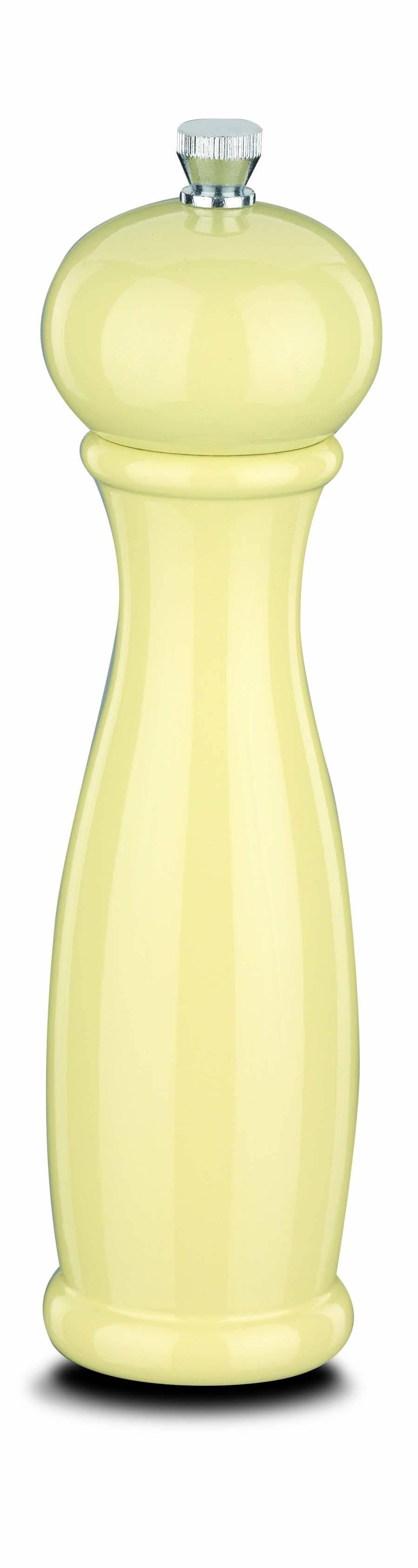 Mlýnek na sůl a pepř – žlutý - Korkmaz