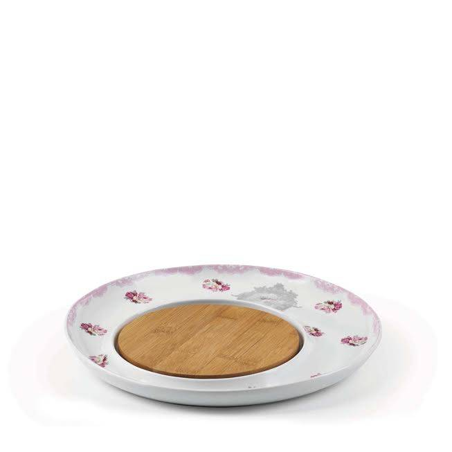 Sýrový talíř PTÁČEK - Korkmaz