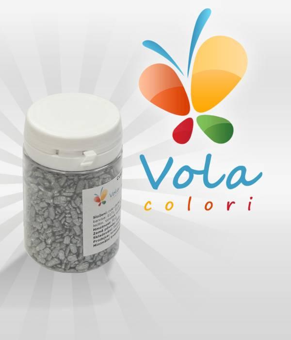 Cukrové krystalky s čokoládou 50g - Vola colori