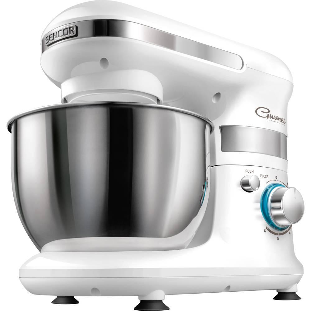 STM 3010WH Kuchyňský robot bílý – 3 nástavce - Sencor