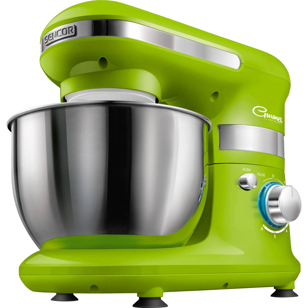 STM 3011GR Kuchyňský robot zelený - Sencor