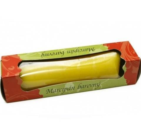 Marcipán pravý 100g - žlutý -