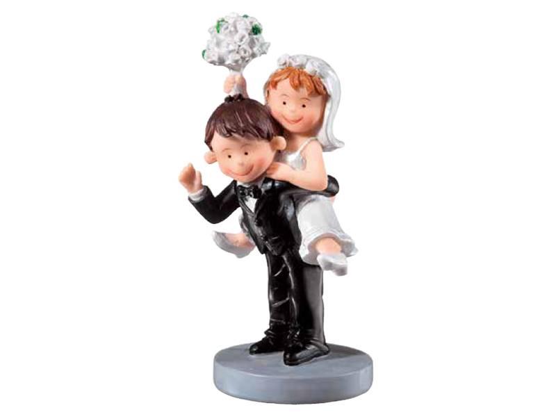 Svatební figurka na dort - Florensuc