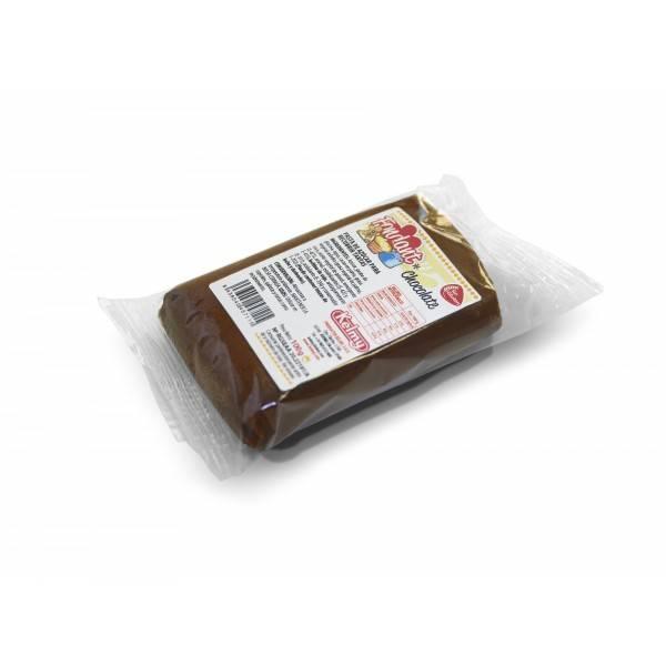 Potahovací hmota 100 g - čokoládová - Kelmy