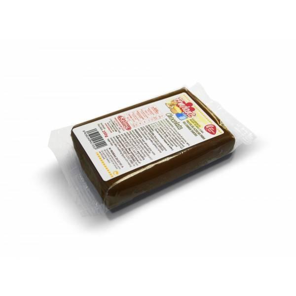 Potahovací hmota 250 g - čokoládová - Kelmy