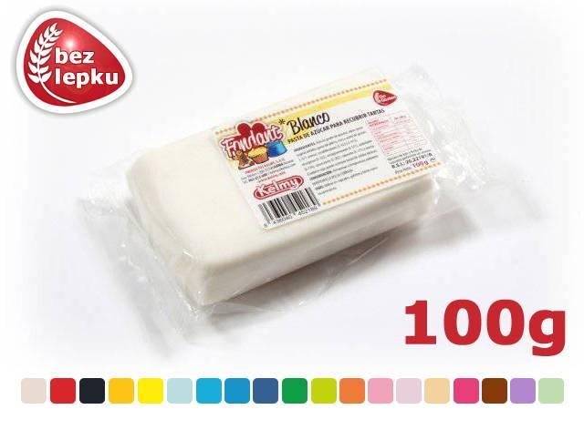 Potahovací hmota 100 g - perleťová - Kelmy