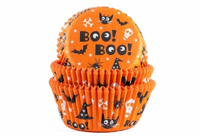 Košíčky na muffiny Halloween 50ks - House of Marie