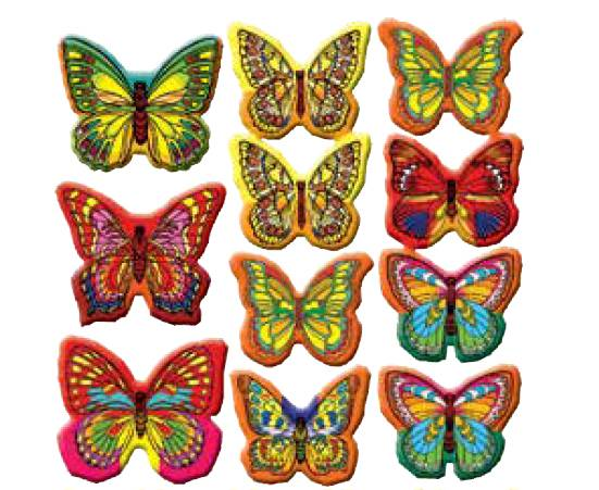 Čokoládový motýlci - Florensuc