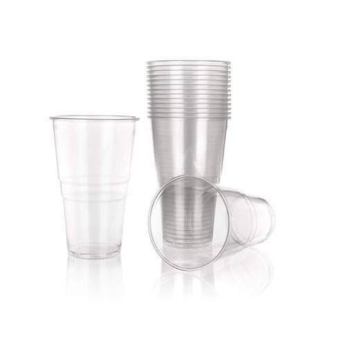Kelímky plastové 500ml 12ks - BANQUET