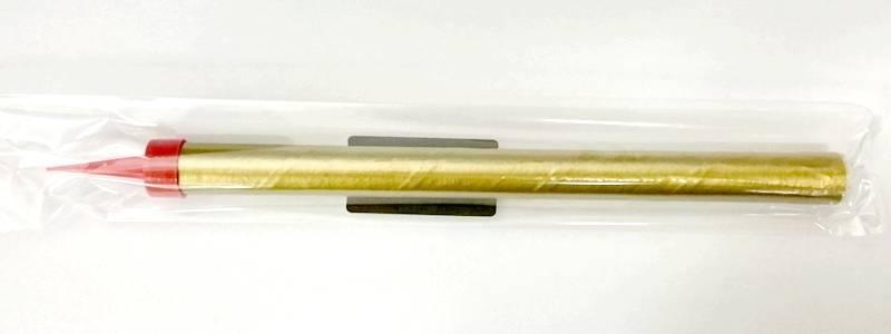 Dortová fontána zlatá 20 cm - 1ks - PREZENT