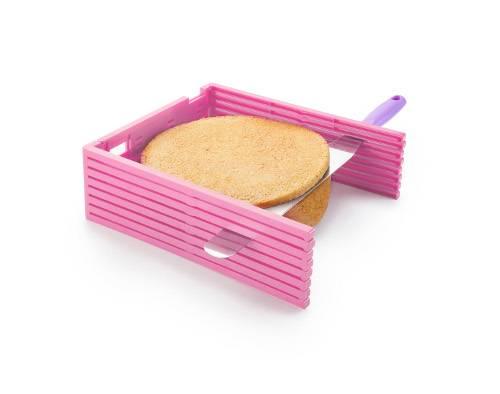 Prokrajovací forma na dort - Ibili
