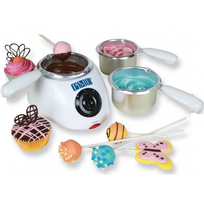 Temperovací stroj na čokoládu - PME