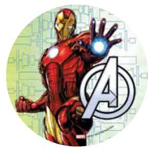 Jedlý papír Avengers B - Florensuc