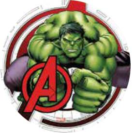 Jedlý papír Avengers C - Florensuc