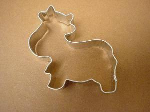 Vykrajovátko kráva milka 6,4cm - Jakub Felcman