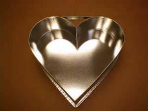 Dortová forma srdce velké 31cm - Jakub Felcman