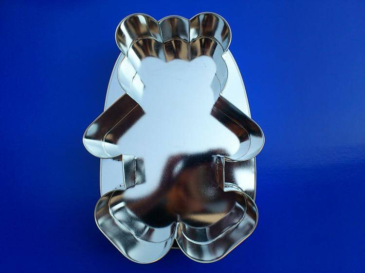 Dortová forma medvídek malý 31,5x23cm - Jakub Felcman