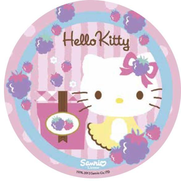 Jedlý papír Hello Kity - Florensuc