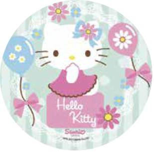 Jedlý papír Hello Kity B - Florensuc