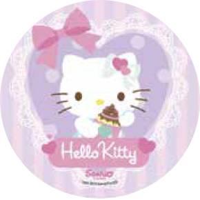 Jedlý papír Hello Kity C - Florensuc