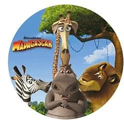Jedlý papír Madagaskar B - Modecor