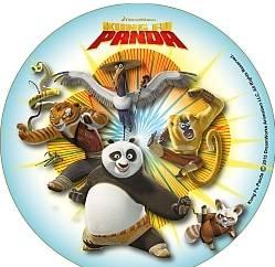 Jedlý papír Kung Fu Panda B - Modecor