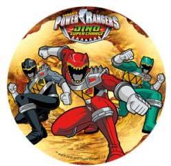 Jedlý papír Power Rangers A - Modecor