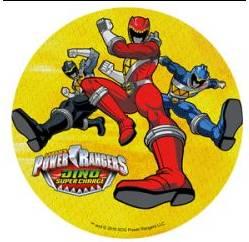 Jedlý papír Power Rangers C - Modecor